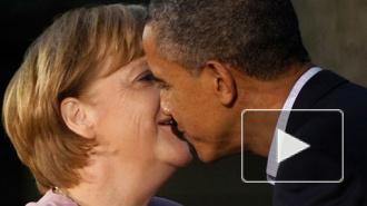 Обама и Меркель сговорились о новых санкциях против России