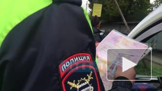 Госавтоинспекция провела рейд на железнодорожных переездах Петербурга
