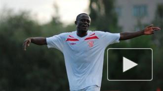 Африканский футболист, боявшийся ехать в Петербург, подрался в белорусском ночном клубе