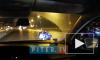 """На Выборгском шоссе у """"Китай Города"""" перевернулся мотоциклист"""