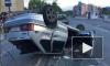 В сети появилось видео момента аварии на перекрестке под Петрозаводском