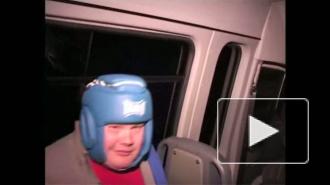 Рыжий Тарзан - путешественник. Дацик добрался до Швеции на лодке