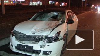 Петербургский полицейский, задавивший семью, возможно, ездил на угнанном авто