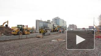 На Савушкина-Планерной автомобилисты увязнут в пробках