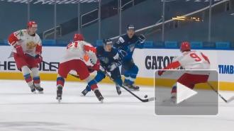 Россия проиграла Финляндии в матче за бронзу на МЧМ по хоккею