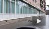 Очевидец: на Корнеева начал рушиться балкон кирпичной многоэтажки