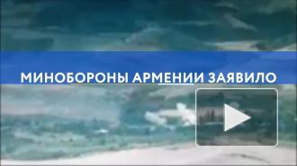 Минобороны Армении заявило о гибели военного на границе с Азербайджаном