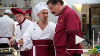 """Кухня"", 4 сезон: для съемок 20 серии ""Клод Моне"" превратили в студию телешоу"