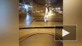 На Гончарной улице окровавленный мужчина кидался на маши...