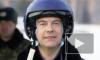Видео: полет Медведева на вертолете обернулся курьезом