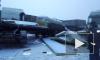 Трагедия на Ржевке: трассу не поделили 14 авто