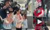 На ПМЭФкитайская съёмочная группа не нашла общий языкс русским роботом