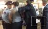 Пьяный немец ударил челябинского полицейского в лицо