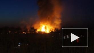 Пожар в ТЦ «Глобус» во Владимире тушили 3 часа, выгорело 500 кв. м помещений