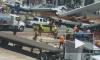 Видео из США: в Майами на автомобили обрушился пешеходный мост