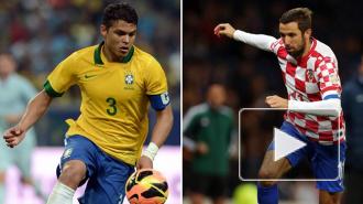 Счет матча Бразилия - Хорватия: 3:1. Хорваты недовольны решением судьи из Японии