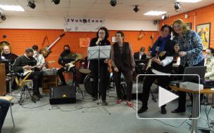 В Петербурге работает рок-клуб для людей с психическими расстройствами