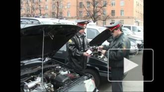Автомобили ГУВД к летней службе готовы. Проверено руководством тыла