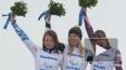 Паралимпиада 2014 в Сочи: горнолыжницы Францева и ...