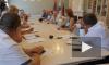 """В Выборге прошло совещание посвященное плановым работам ГУП """"Леноблводоканала"""" на магистрали"""