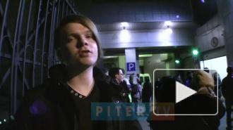Петербуржец рассказывает о прибытии Милонова