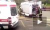Появилось видео с Кутузовского проспекта, где в массовом ДТП погиб полицейский