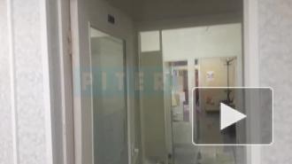 Видео: Петербургский ливень затопилбольницу имени С. П. Боткина